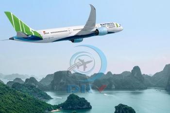 Bamboo Airways đã cất cánh chuyến bay thương mại đầu tiên