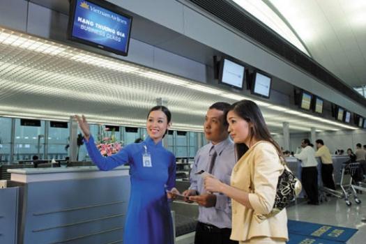 Hướng dẫn thủ tục tại sân bay Tân Sơn Nhất