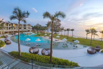 Khu nghỉ duong The Shell Resort & Spa